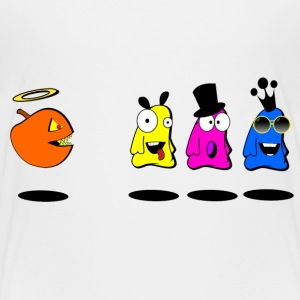 halloween version fun ! EN Shirts - Kids' Premium T-Shirt