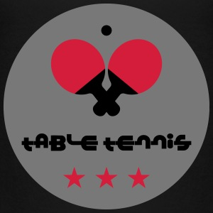 Table Tennis Shirts - Teenage Premium T-Shirt