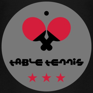Table Tennis T-shirts - Premium-T-shirt barn