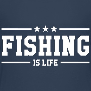 Fishing is life ! Tee shirts - T-shirt Premium Enfant