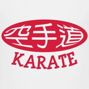 Karate Skjorter - Premium T-skjorte for barn
