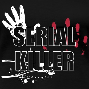 Serial Killer T-Shirts - Frauen Premium T-Shirt