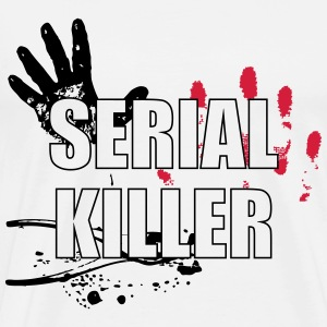 Serial Killer T-shirts - Premium-T-shirt herr