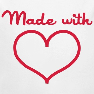 Made with love Gensere - Økologisk langermet baby-body