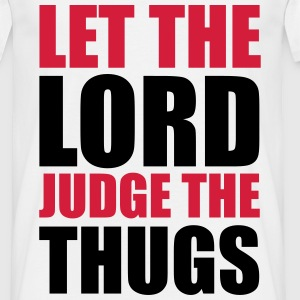 Lord Judge The Thugs T-Shirts - Men's T-Shirt