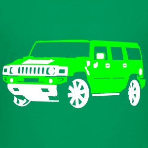 SUV Shirts - Teenage Premium T-Shirt