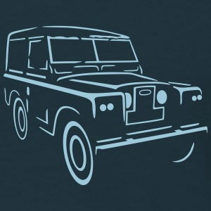 Land Rover 88 Landrover Santana - Men's T-Shirt