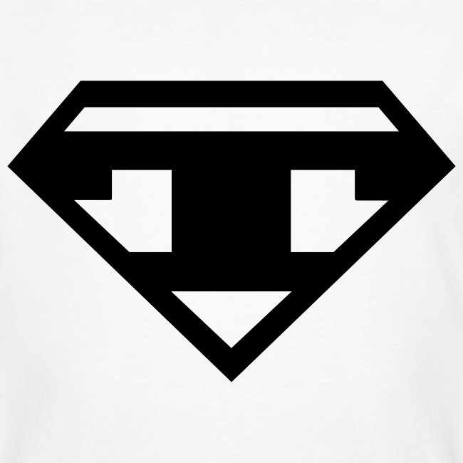 Organic shirt - Black T