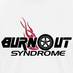 Burnout syndrome T-shirts - Mannen Premium T-shirt