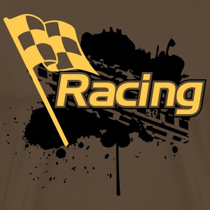 Racing T-shirts - Mannen Premium T-shirt