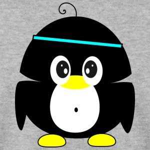 sportive penguin Sweatshirts - Herre sweater