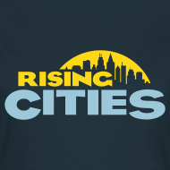 Motiv ~ Rising Cities Logo stylized