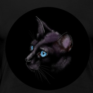 Black Cat T-Shirts - Women's Premium T-Shirt