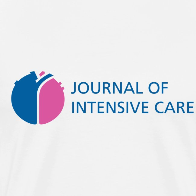 Journal of Intesive Care Men's t-shirt