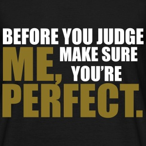 Before You Judge Tee shirts - T-shirt Homme