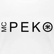 Design ~ MC Peko white t-shirt