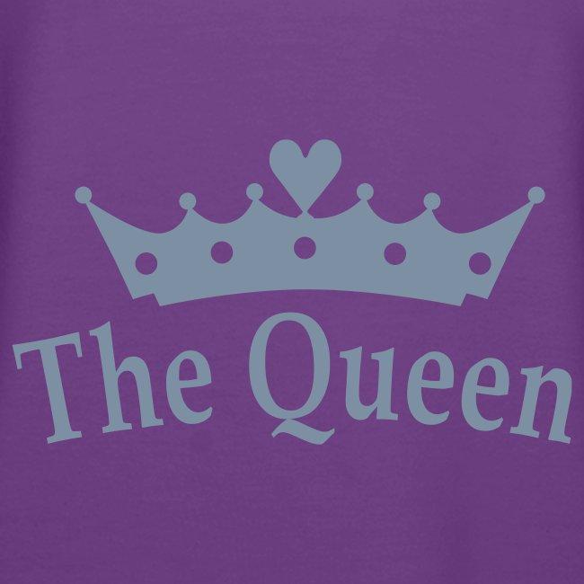 Hoodie - Queen Zilver