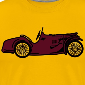 oldcar_2c Tee shirts - T-shirt Premium Homme