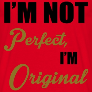 I'm Original T-shirts - Herre-T-shirt