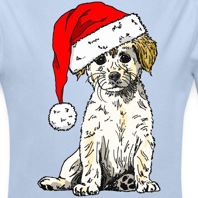 Christmas Doggy Creeper