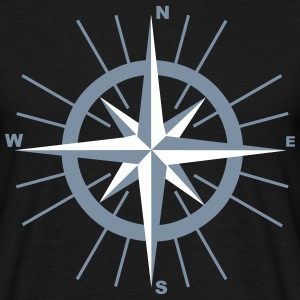 Nautical Compass T-Shirts - Men's T-Shirt