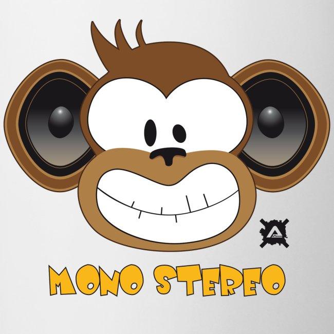 Mono Stereo Mug