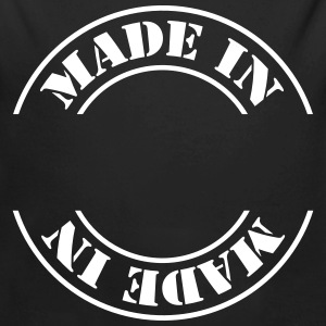 made_in_m1 Hoodies - Longlseeve Baby Bodysuit