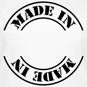 made_in_m1 T-shirts - T-shirt dam