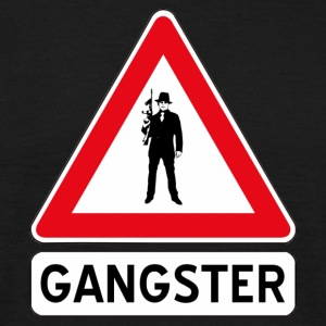 gangster T-shirts - Mannen T-shirt