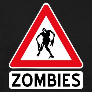 zombies T-skjorter - T-skjorte for menn