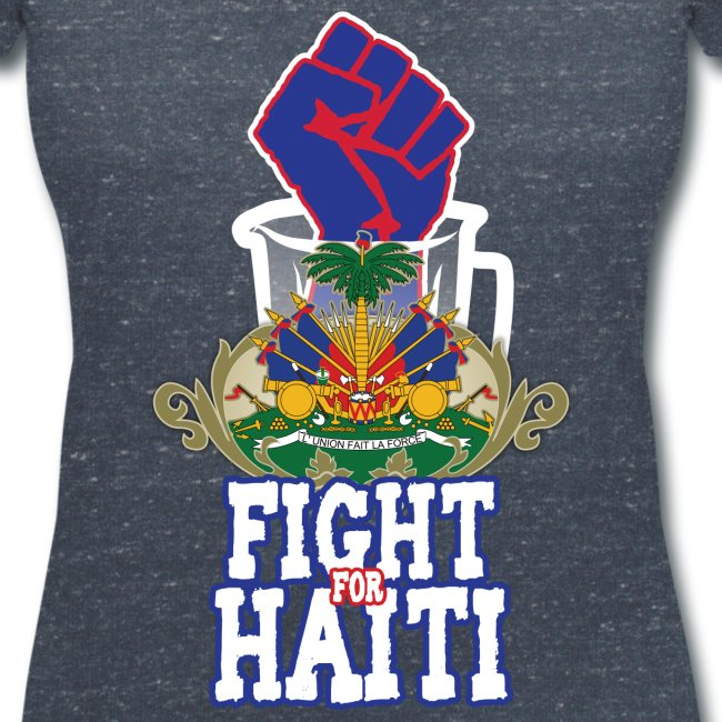 Fight For Haiti donna
