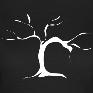 Branched tree - white T-Shirts - Women's T-Shirt