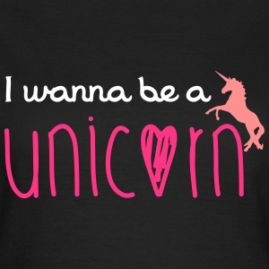 Unicorn T-shirts - Vrouwen T-shirt