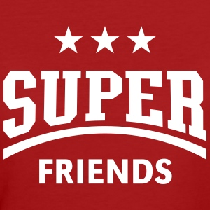 Super Friends T-Shirts - Women's Organic T-shirt