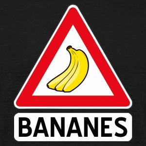bananes - T-shirt Homme