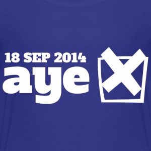 Vote Aye Shirts - Kids' Premium T-Shirt