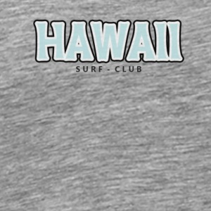 hawaii distressed - T-shirt Premium Homme