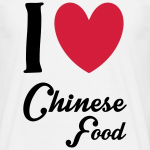 Chinese Food T-Shirts - Männer T-Shirt