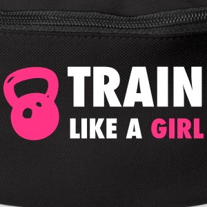 Train Like A Girl - Bum bag