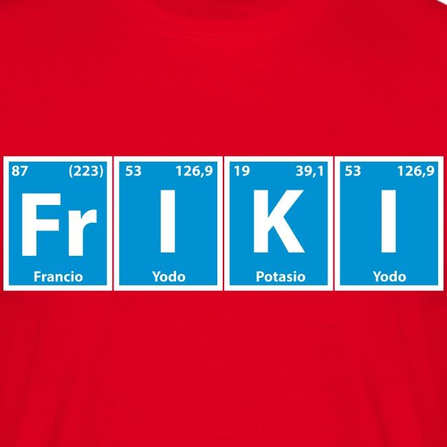 """Camiseta chico """"Frikímico"""""""