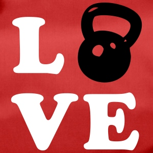 Love Kettlebell - Duffel Bag