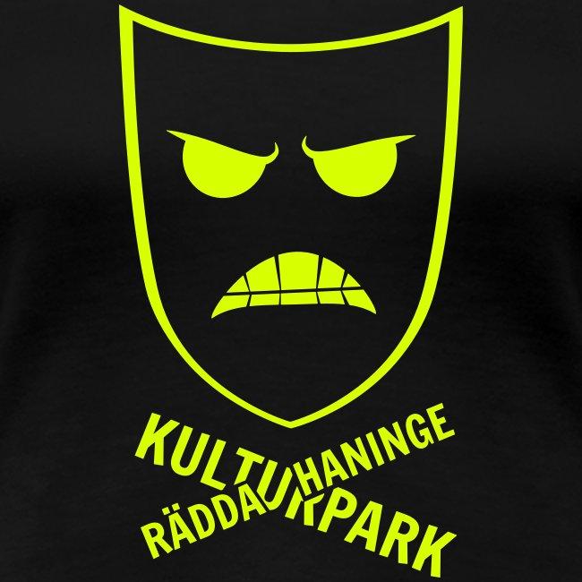 T-shirt dam RHKP