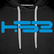 Design ~ Mens Black Hoodie