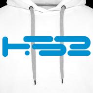 Design ~ Mens White Hoodie