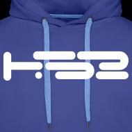 Design ~ Mens Blue Hoodie