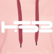 Design ~ Ladies Crystal Pink Hoodie