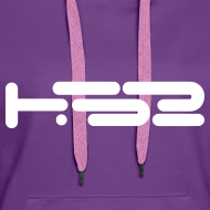 Design ~ Ladies Purple Hoodie