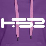 Design ~ Ladies Purple Hoodie