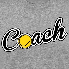 Tennis: Coach T-Shirts
