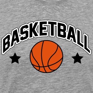 Basketball T-Shirts - Men's Premium T-Shirt